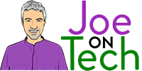 Joe On Tech logo