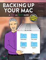 Backing Up Your Mac cover