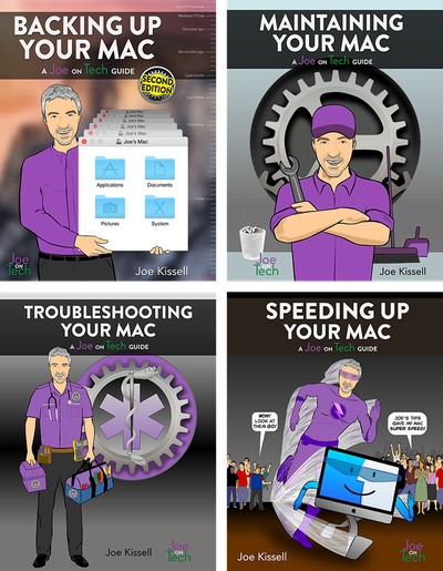 Mac Fitness book covers