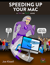 Speeding Up Your Mac cover