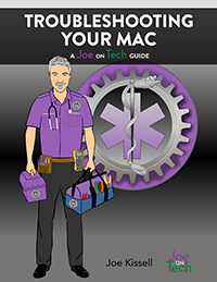 Troubleshooting Your Mac cover