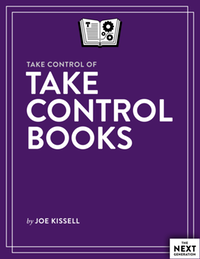 Take Control of Take Control Books cover
